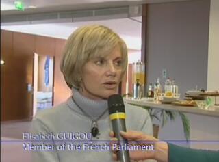 commissaire européenne aux affaires étrangères